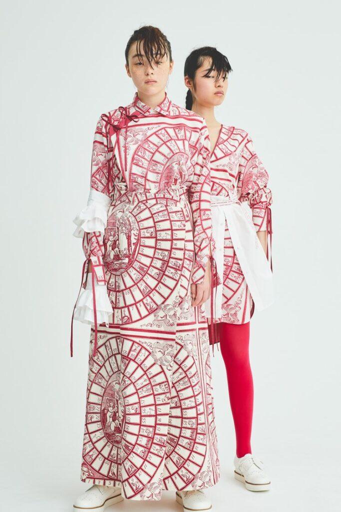 Mint Designs, Tokyo Fall 2020. Image  Via