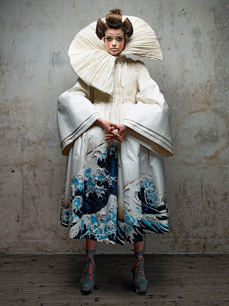 Dior Couture Spring/Summer 2007. Image  Via